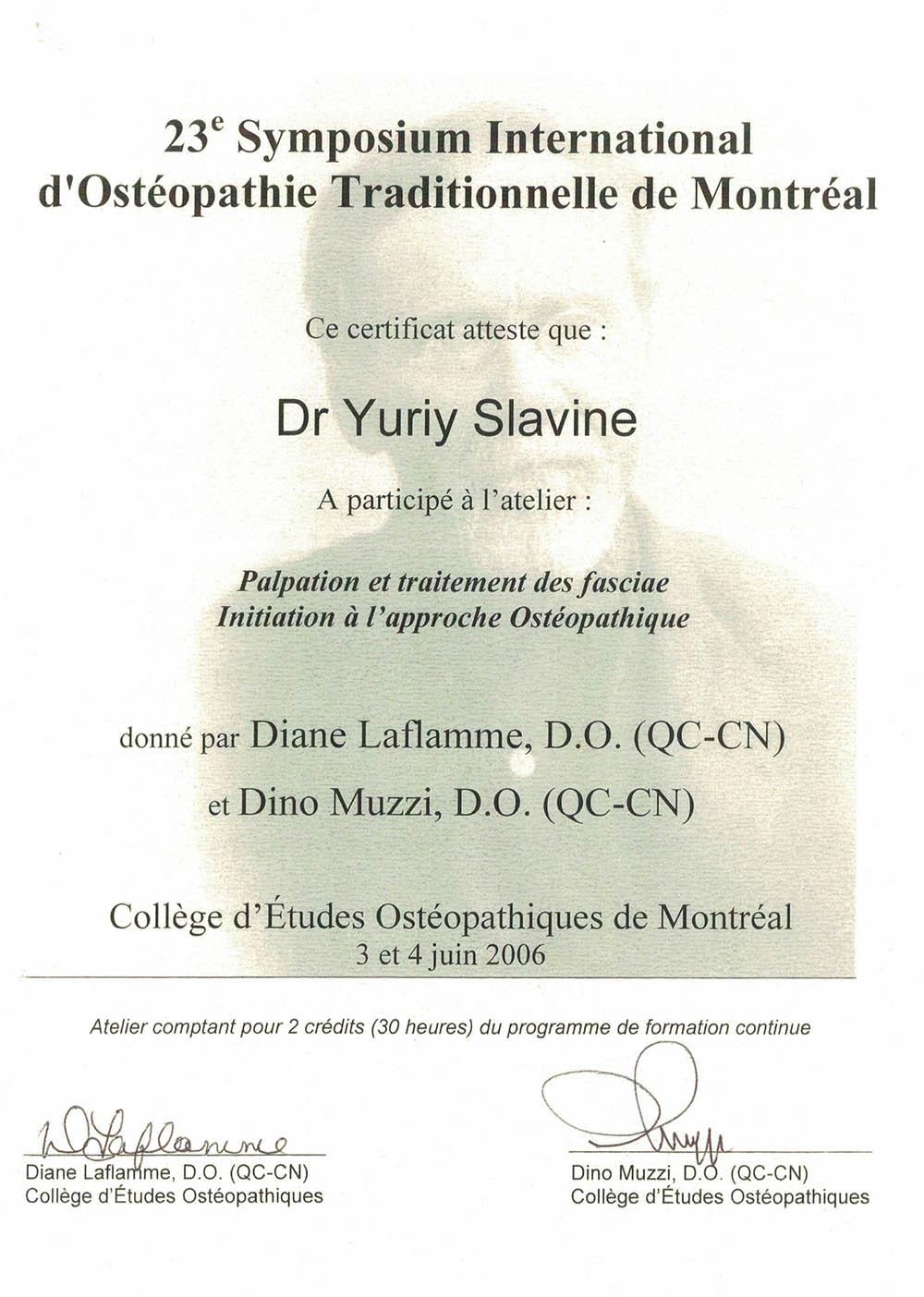 Остеопатия и особенности посещения врача остеопата