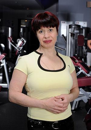 Мастер йоги, йогиня Ольга Медведовская